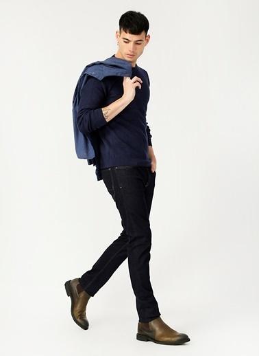 Twister Twister Jeans ET 3437-002 Kazak Lacivert